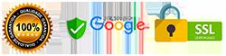 Segurança SSL Google